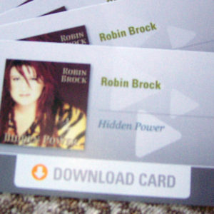 """Hidden Power"" Download Card"
